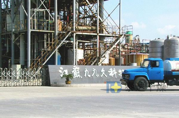 江苏九九久科技股份有限公司,2010年5月25日在深交所